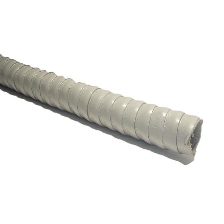 Deze flexibele ventilatie & afzuigslang, gemaakt van pe, is ideaal voor het afzuigen van lucht, gas en ...